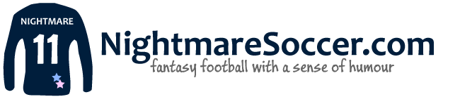 NightmareSoccer - fantasy football with a sense of humour